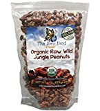 Organic Wild Jungle Peanuts, 16oz
