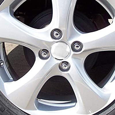 Set of 4 59mm(2.32in)/53mm(2.08in) Wheel Hub Center Caps for #28821SA030 Impreza Legacy Outback Tribeca Forester 2006-2014 Replacement: Automotive