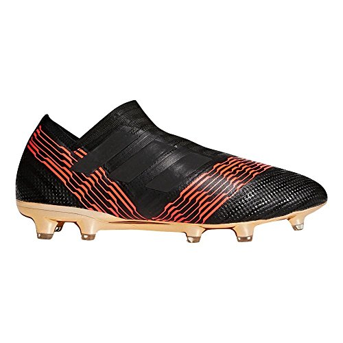 Adidas Nemeziz 17+ 360Agility FG Soccer Cleat – Black/Solar Red