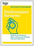 img - for Performance Reviews (HBR 20-Minute Manager Series) book / textbook / text book