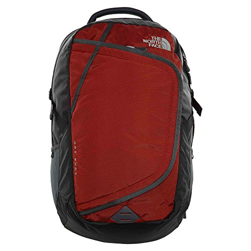 Amazon.com: The North Face Hot Shot Backpack - urban navy light heather/urban navy, one: Phat Brands