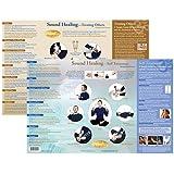 Sound Healing Chart - Tuning Fork Primer [Pamphlet] Marjorie de Muynck