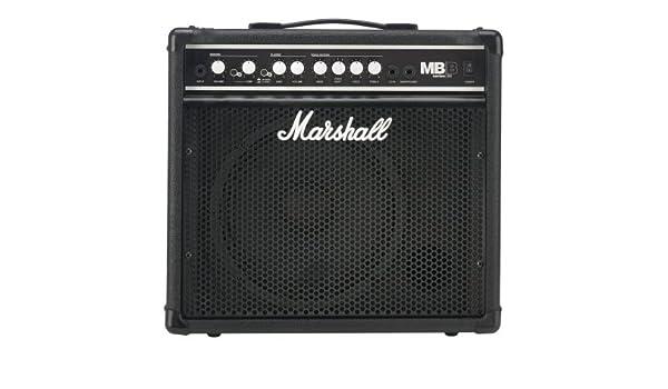 Marshall - Mb30 amplificador combo para bajo 30 w mmamb30: Amazon.es: Instrumentos musicales