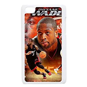 J-LV-F Phone Case Dwyane Wade,Customized Case For Ipod Touch 4