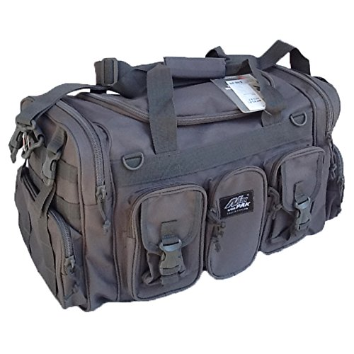22″ 2600cu.in. NexPak Tactical Duffel Range Gear Bag TF122 Gunmetal Grey