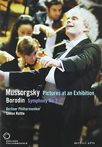 (Berliner Philharmonic/Simon Rattle: Mussorgsky - Pictures at an Exhibition/Borodin - Symphony No. 2)