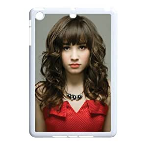 C-EUR Diy Case Demi Lovato Customized Hard Plastic Case For iPad Mini by mcsharks