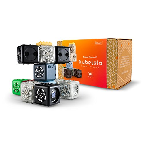 Modular Robotics Cubelets TWELVE Robot Blocks