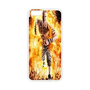 Best Phone case At MengHaiXin Store Newest and Fashionable Case WWE John Cena Phone Case Pattern 192 For Apple Iphone 6 Plus 5.5 inch screen Cases