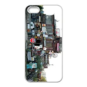 Coffee Shop Hight Quality Case for Iphone 5s