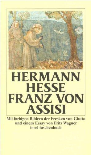 Franz von Assisi (insel taschenbuch)
