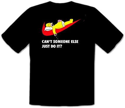 It Fun Nike Do Simpson Else Amazon Shirt Someone T 007 Can't Just zzgW5nq6Z