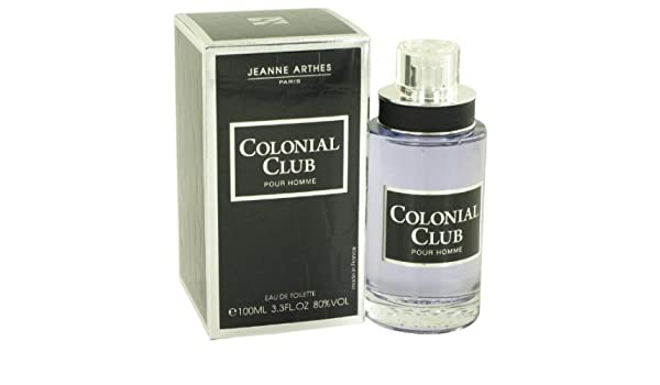 Amazon.com : Colonial Club by Jeanne Arthes Eau De Toilette Spray 3.3 oz / 100 ml for Men + BVLGARI BLV (Bulgari) by Bvlgari... : Beauty