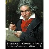 Beethoven - Complete Piano Sonatas Volume 1 (Nos. 1-15)