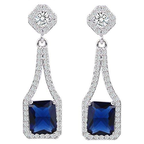 Tone Drop Fashion Earrings - 3