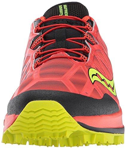 Zapatos KOA St-hombre Orange / Citron