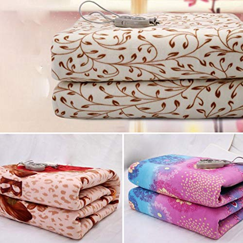 Viet-NA Electric Heaters Flannel Heated Blanket Electric Bla