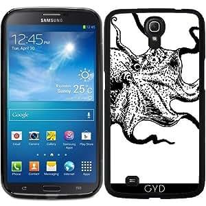 Funda para Samsung Galaxy Mega 6.3 GT-I9205 - Pulpo by hera56