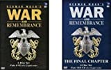 War and Remembrance DVD Bundle: Volume 1 & Volume 2