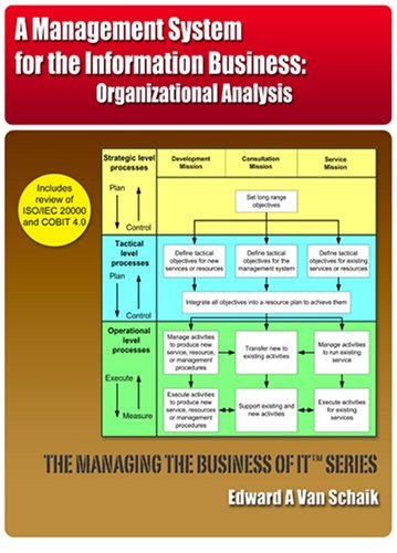 Download A Management System for the Information Business (Managing the Business of IT) pdf epub