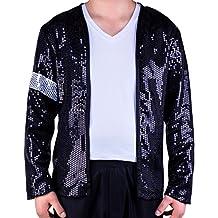 Mjb2c - Michael Jackson Costume Billie Jean Armband Sequin Jacket