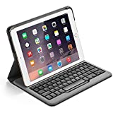 """Anker® Bluetooth Folio Keyboard Case for iPad Air 2 — Smart Case with Auto Sleep / Wake, Comfortable Keys and 6-Month Battery Life (Not Compatible with iPad Air / iPad Pro 9.7 / New iPad 9.7"""" (2017))"""
