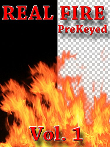 Real Fire Movie FX - Pre Keyed Movie Fire Effects Vol.1 [Download]