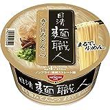 日清 麺職人 とんこつ 81g×12個