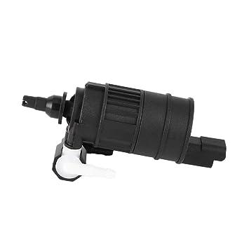 Laurelmartina Motor eléctrico de la Bomba de Agua de la Bomba de la Lavadora del Parabrisas