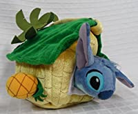 Stitch Plush Lilo and Stitch in Pineapple Plush House Tote