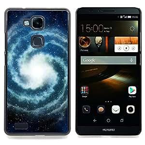 Stuss Case / Funda Carcasa protectora - Milky Way Universo Estrellas Espacio - HUAWEI Ascend MATE 7