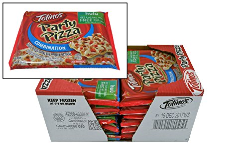 Totino's Combination Party Pizza, 10.7 oz., (14 count) -  General Mills C-Store Frozen
