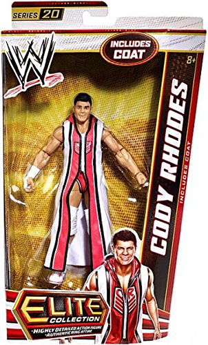 WWE Elite Collection Cody Rhodes Action