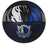 Spalding NBA Dallas Mavericks Courtside Rubber Basketball