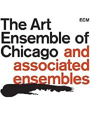 Art Ensemble Of Chicago And Associated Ensembles (21 Cd)