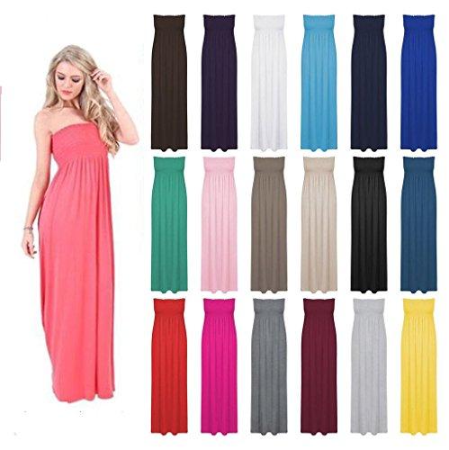 biHo® Damen Kleid Babyrosa UtKxE1Sav - spikes.allesgebentv.de