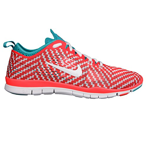 Nike Rosso sportive Free 5 Scarpe TR Rosso 4 PRT Donna WMN FIT 0 rrqH4wA