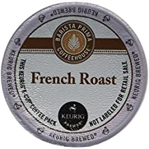 Barista Prima Coffeehouse FRENCH ROAST 48 K-Cups for Keurig Brewers by Barista Prima