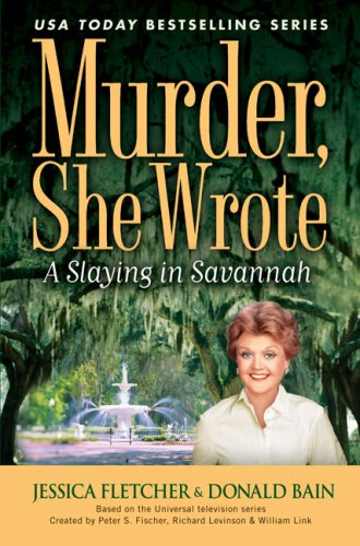 Download Murder, She Wrote: A Slaying In Savannah pdf