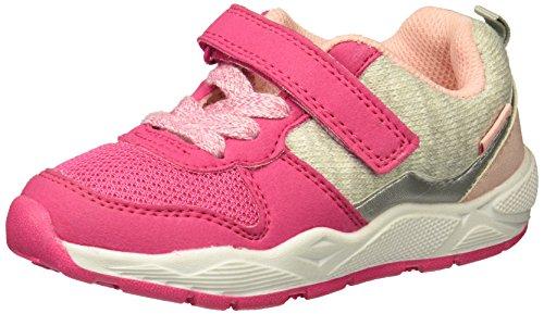 carter's Girls' Hog-G Athletic Sneaker, Pink, 11 M US Little Kid (Girls Boot Sneakers)