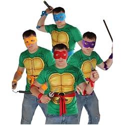 Fun Costumes Turtle Ninja Accessory Kit - ST