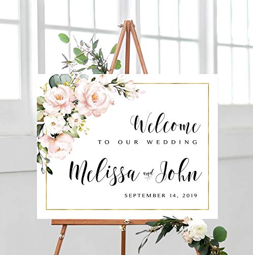 Sweet 16 Birthday Welcome Sign Printable Birthday Party