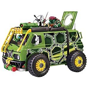 Nickelodeon Teenage Mutant Ninja Turtles Movie Van