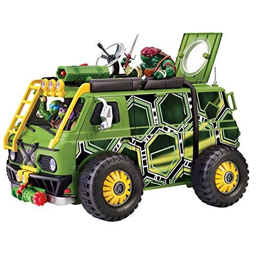 Teenage Mutant Ninja Turtles Movie Van (Teenage Mutant Ninja Turtles Van)