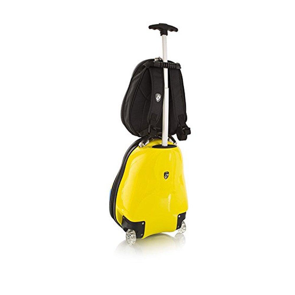 Heys Parrot Travel Tots - Lightweight 2pc. Kids Luggage & Backpack Set by Heys (Image #4)