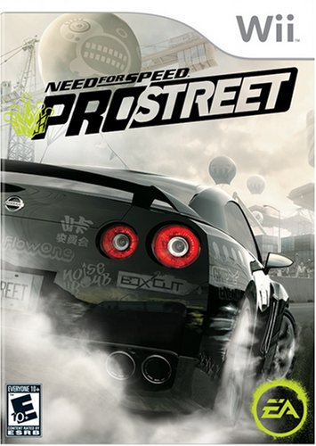 Need for Speed: Prostreet - Nintendo Wii (Ps2 Need For For Games Speed)