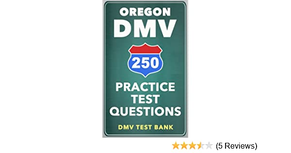 oregon written drivers test questions
