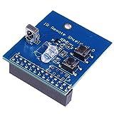 xbmc program key - Icstation 38KHz IR Infrared Remote Control Transceiver Shield for Raspberry Pi 2 3 Module B B+
