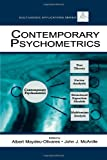 Contemporary Psychometrics, , 0415646952