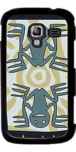 Funda para Samsung Galaxy Ace 2 (GT-I8160) - Animales étnicos